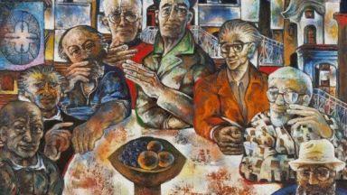 """""""В духа на старата бохема"""" събира петимата големи пловдивски художници"""