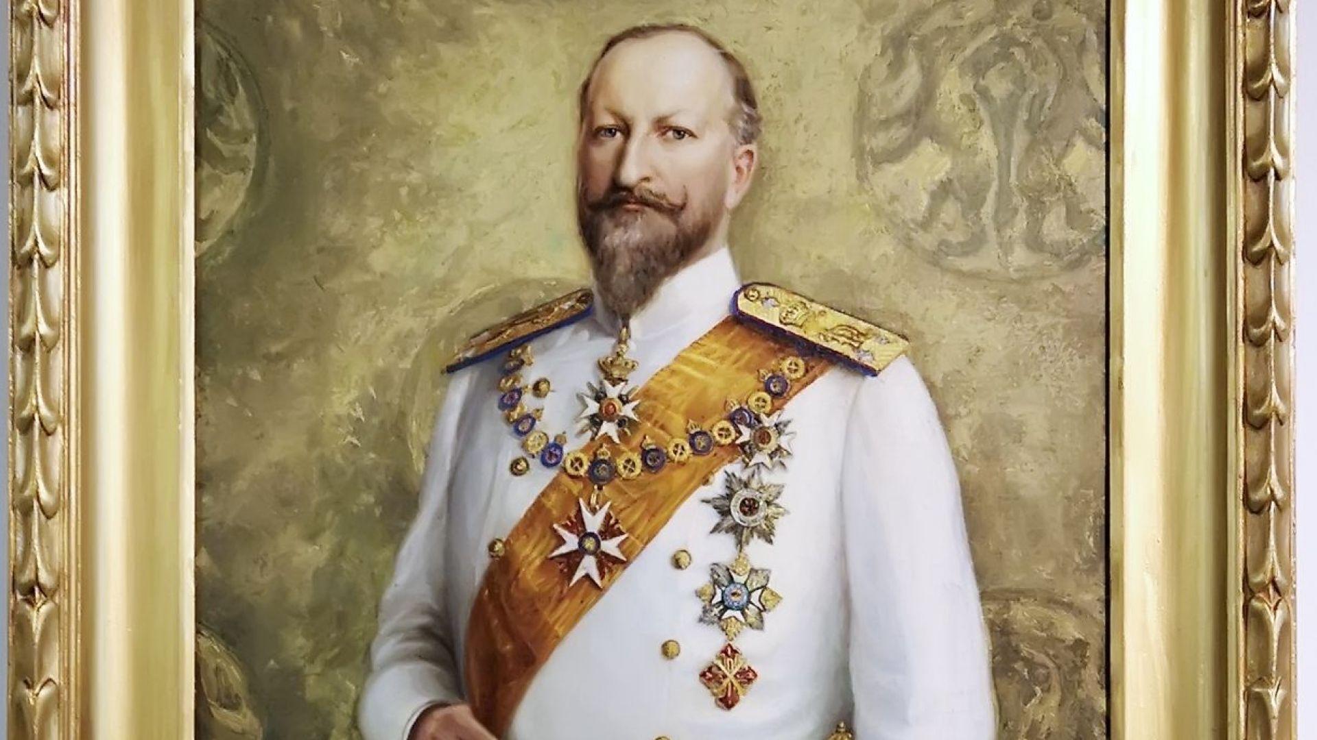 Почина първородният внук на Цар Фердинанд
