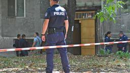Полицаи след стрелбата по техен колега: МЗ да се погрижи за психичноболните