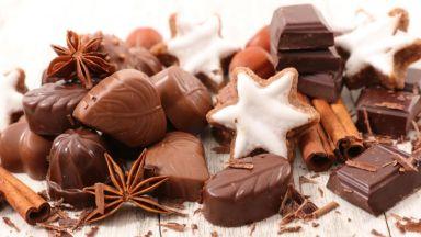 Във Франция започна подготовката на коледните шоколади