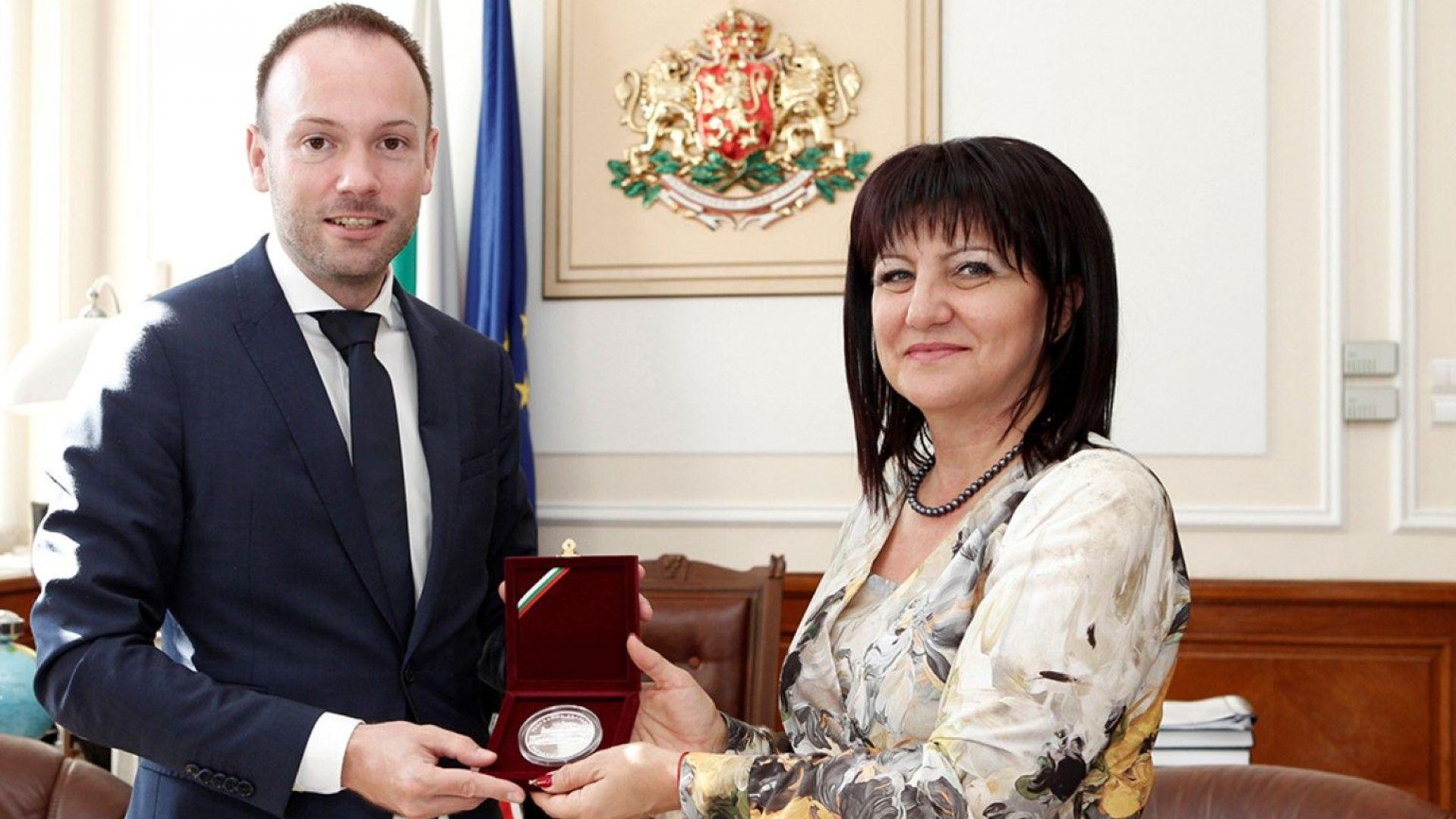 Главният докладчик на ХДС/ХСС за Румъния и България и член