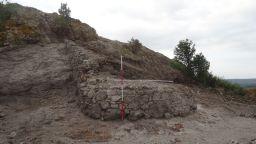 """Неизвестна крепостна стена и кула са открити при разкопките на крепостта Русокастро"""""""