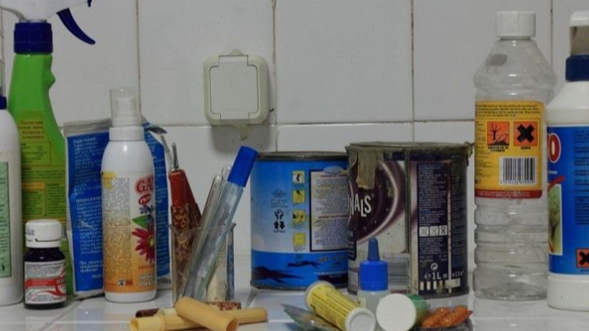Събират опасни отпадъци от бита в Русе