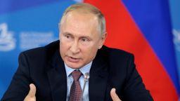 Владимир Путин подари петролна компания на Рамзан Кадиров