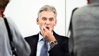 Шефът на Danske Bank подаде оставка заради скандала за пране на пари