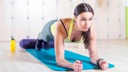 9 упражнения за плосък корем
