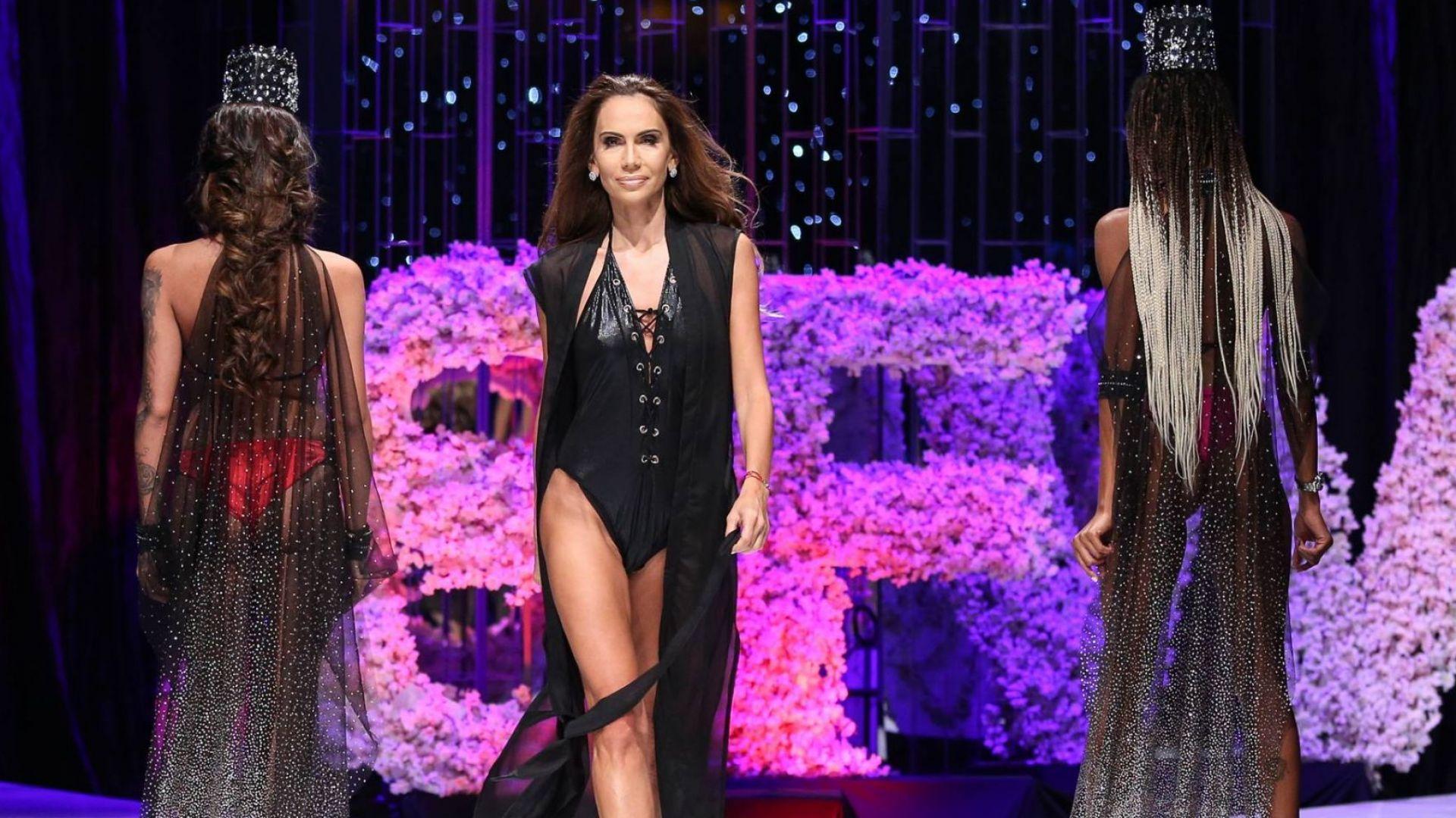 Ивайла Бакалова откри втората вечер на Седмицата на модата в София