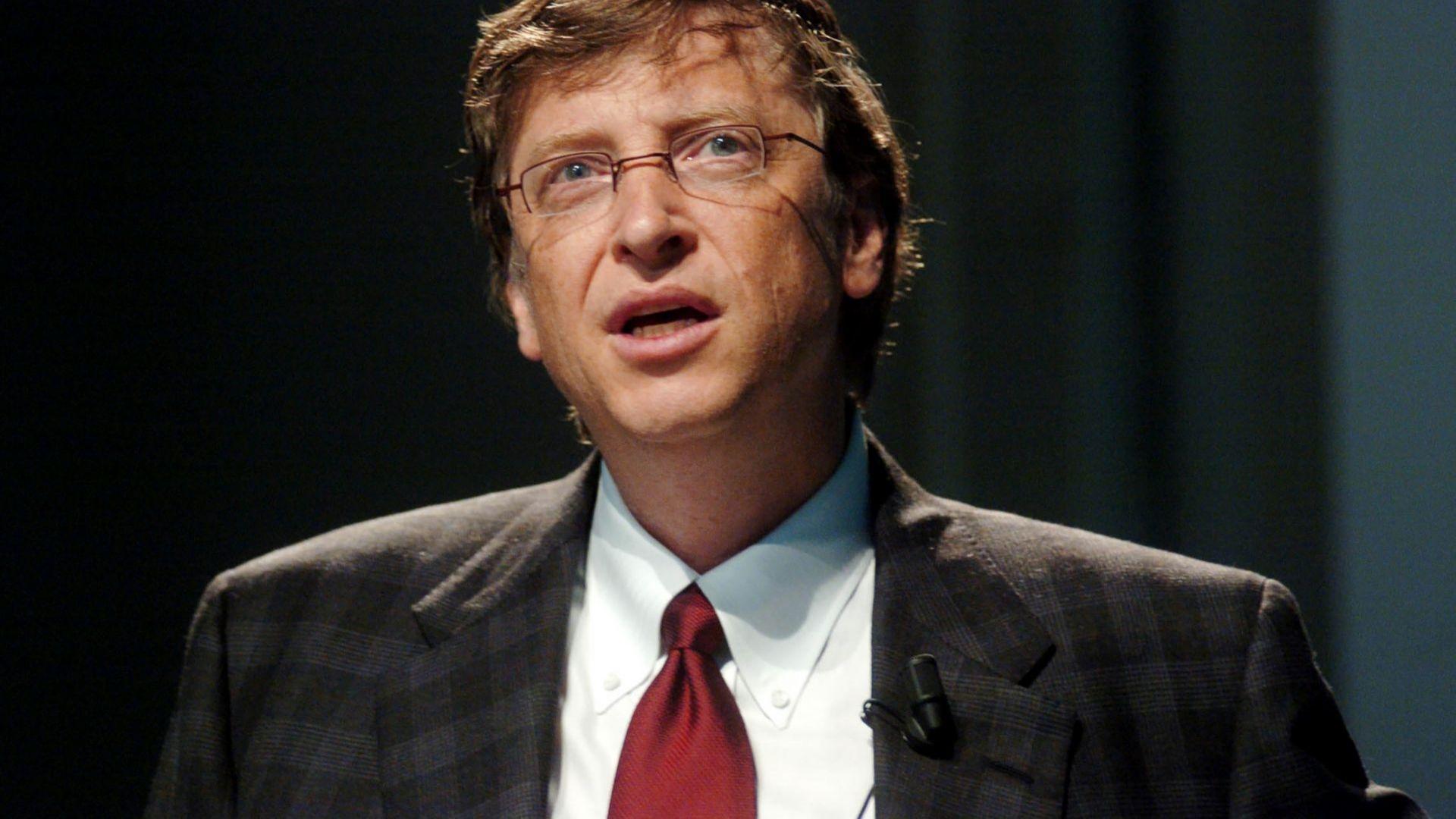 Какво следва за света? Бил Гейтс разкри най-големите си страхове