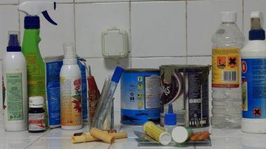 """Приемат опасни отпадъци в мобилен пункт за район """"Искър"""" и """"Панчарево"""""""