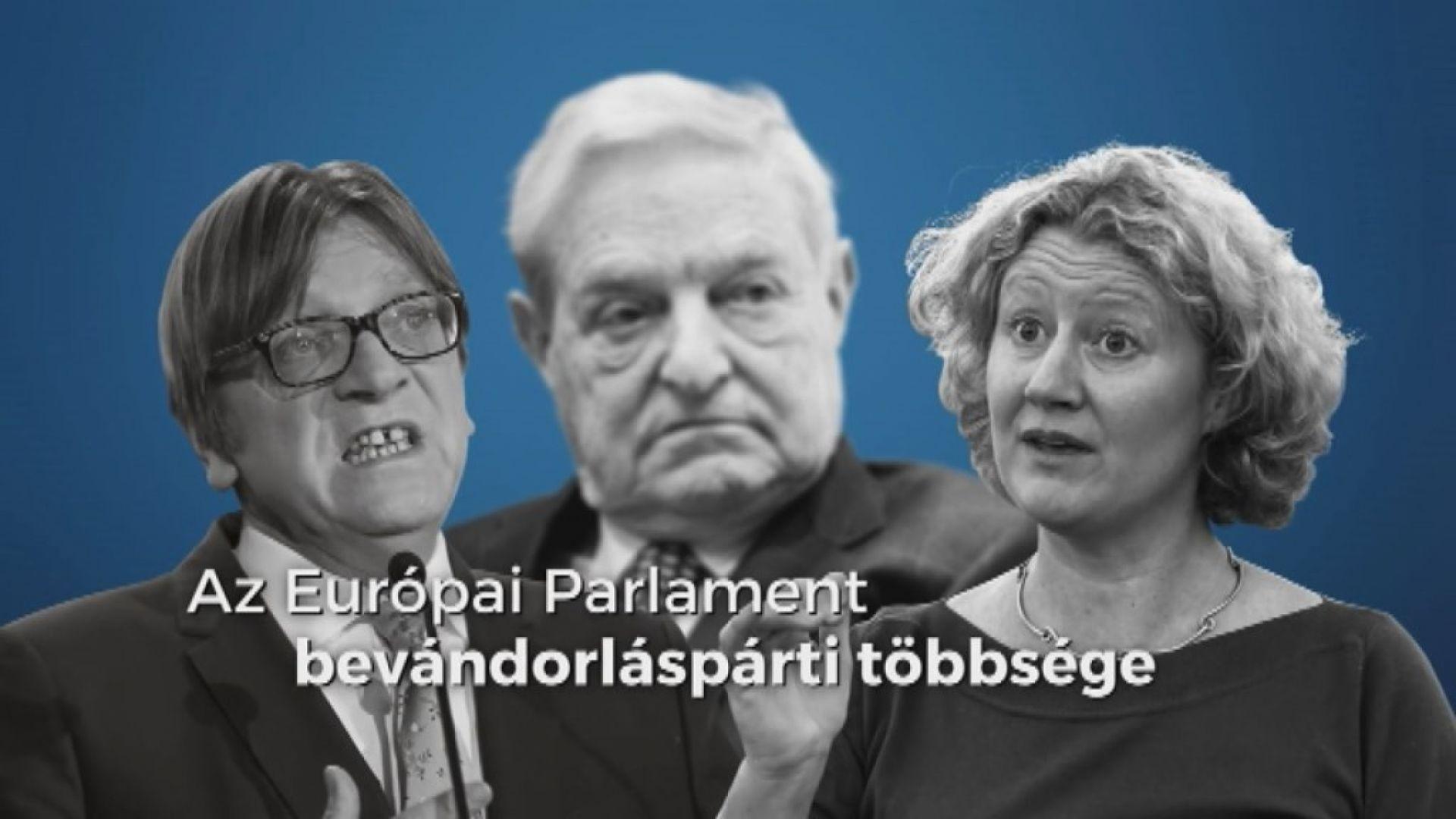 Правителството на Унгария тиражира рекламен клип в отговор на критиките