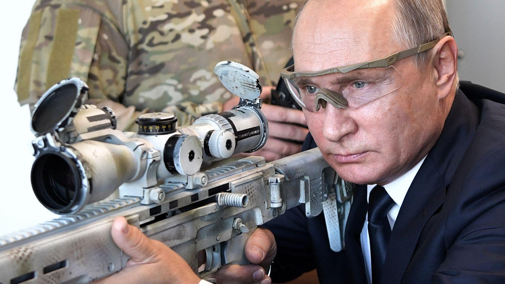Русия се изкачи на второ място по продажби на оръжие в света