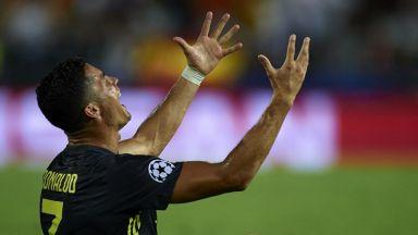 Роналдо очаква да бъде пожален от УЕФА след седмица