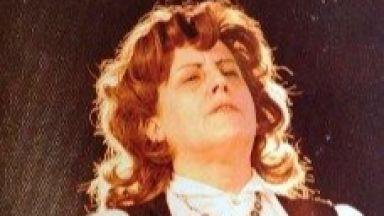 Отиде си първата жена диригент в България Радосвета Бояджиева