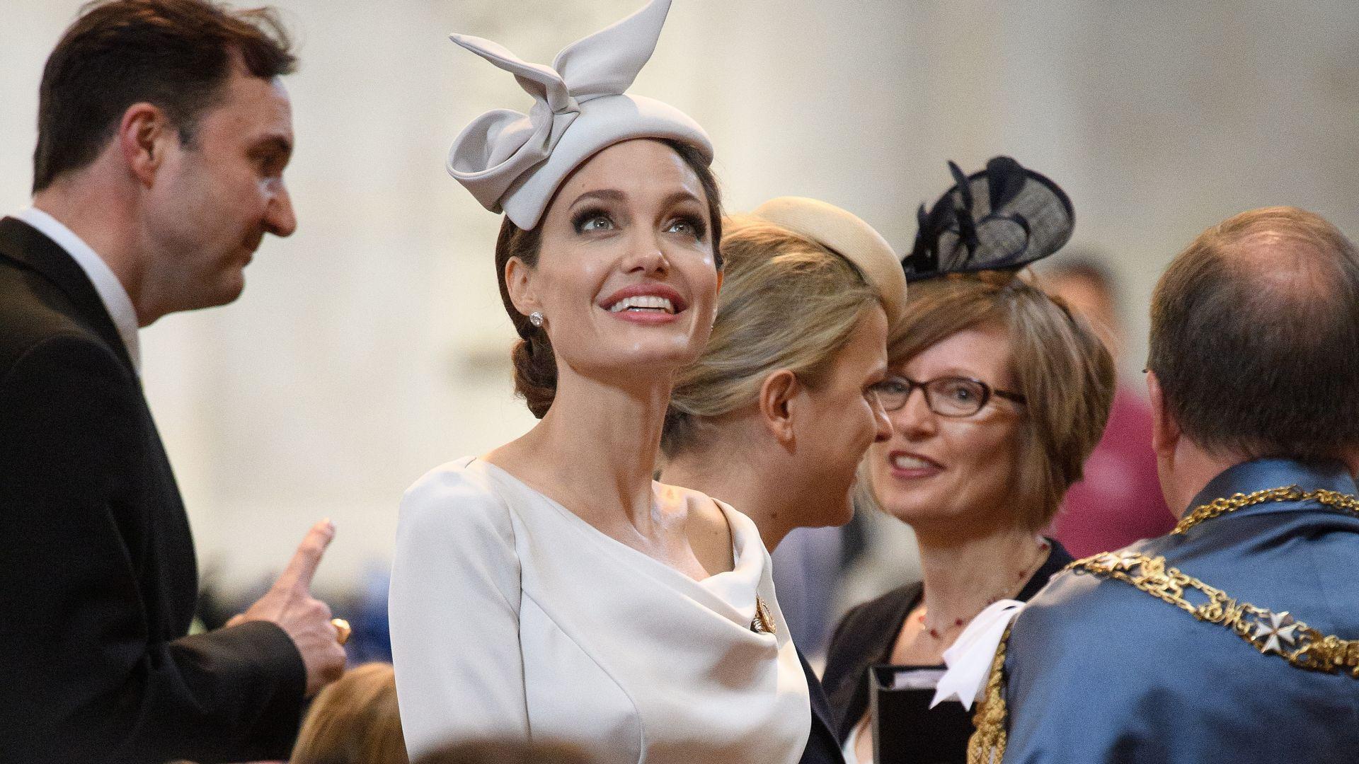 """""""New Idea"""": Анджелина Джоли се омъжва за британски милиардер"""