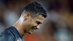 Защо Кристиано се разплака след червения картон?