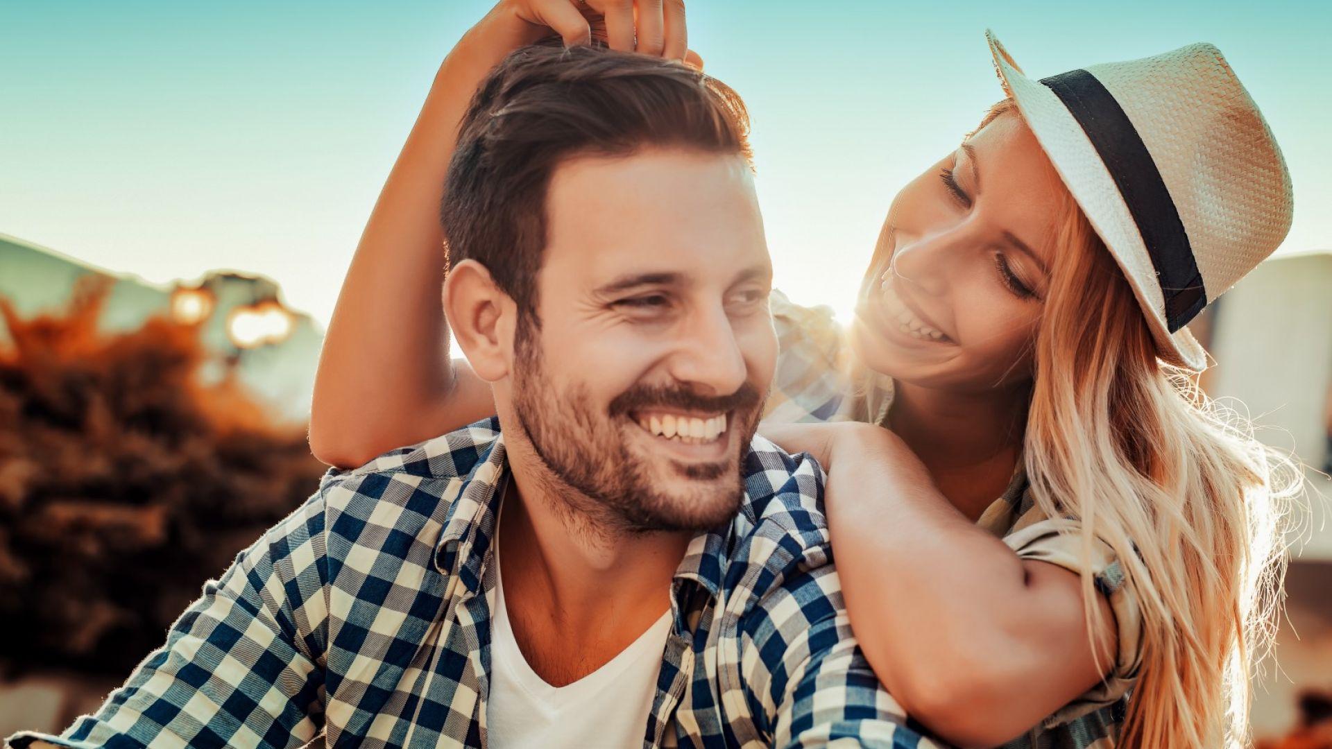 Моногамията ни прави по-здрави и щастливи