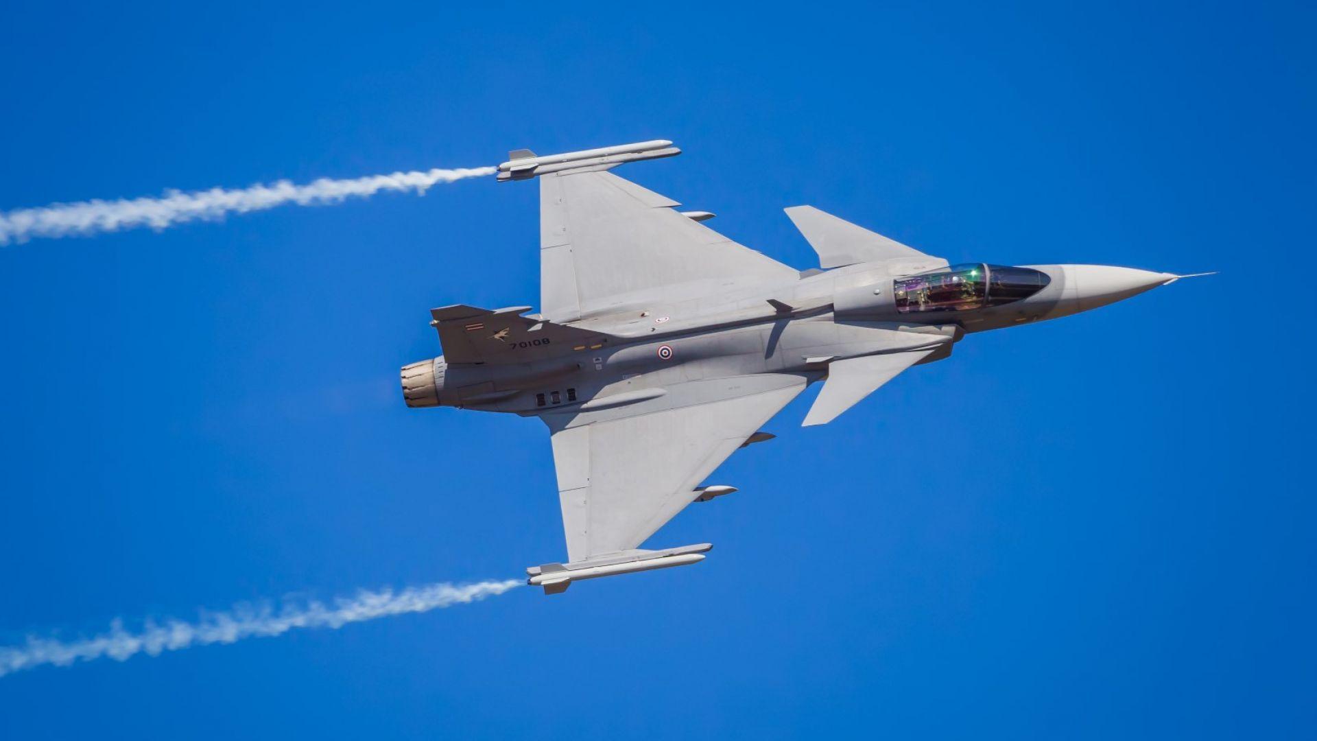 Шведски генерал: Новият Gripen е по-добър от модернизациите на Су-27