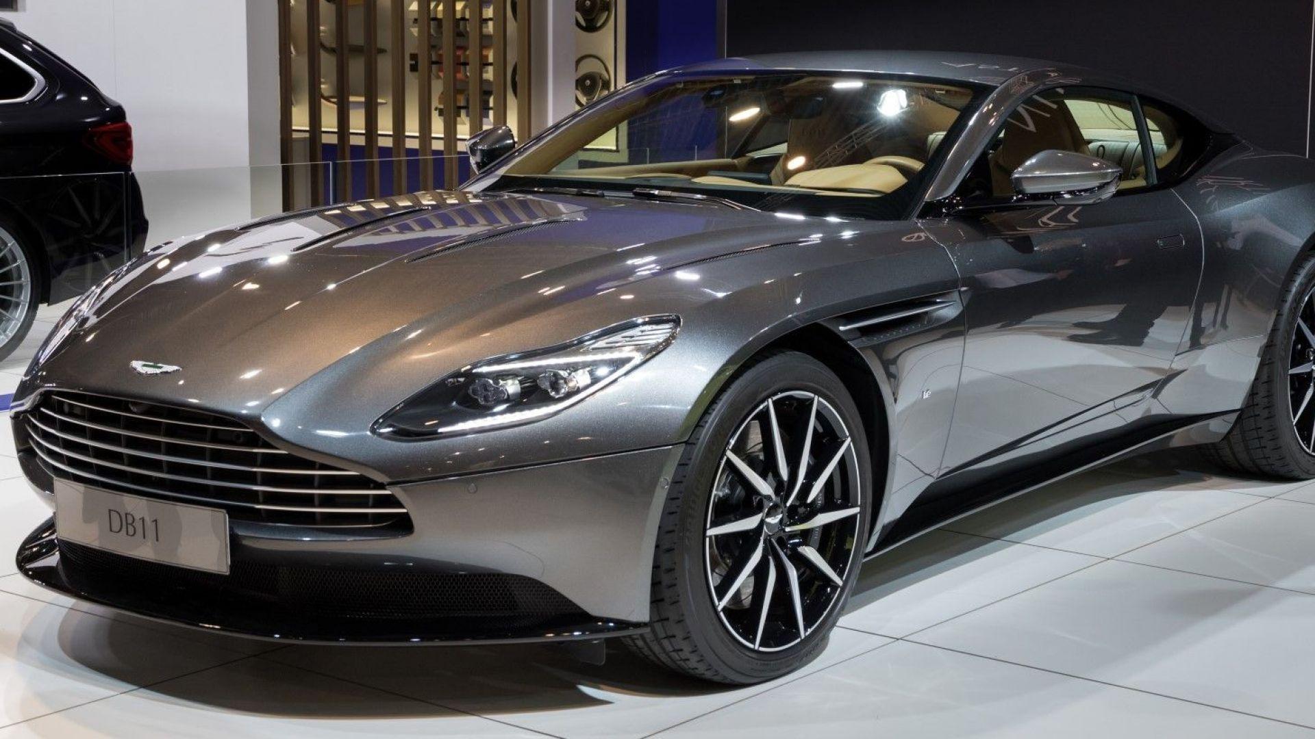 Aston Martin  гони пазарна капитализация от над 5 милиарда паунда
