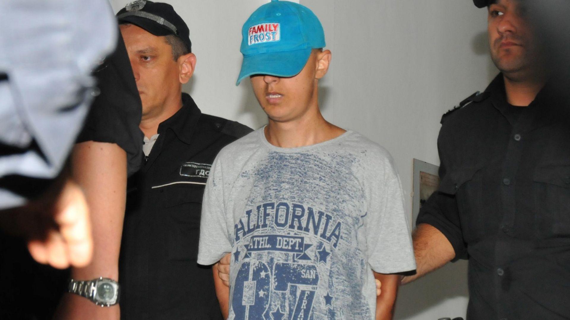 Потвърдиха присъдата на ученика, убил 11-годишната Никол