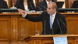 Цветанов подкрепи Нанков за заместник на Аврамова в МРРБ