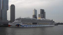 70 пътници се разболяха на круизен кораб