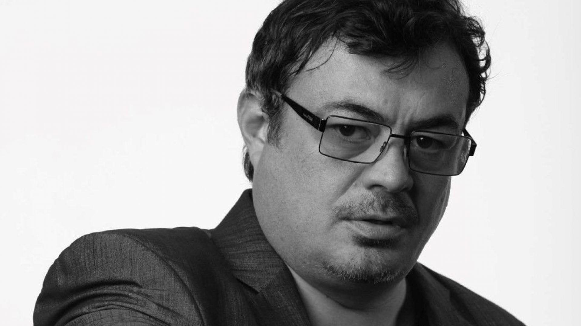 Иван Ласкин е приет в болница