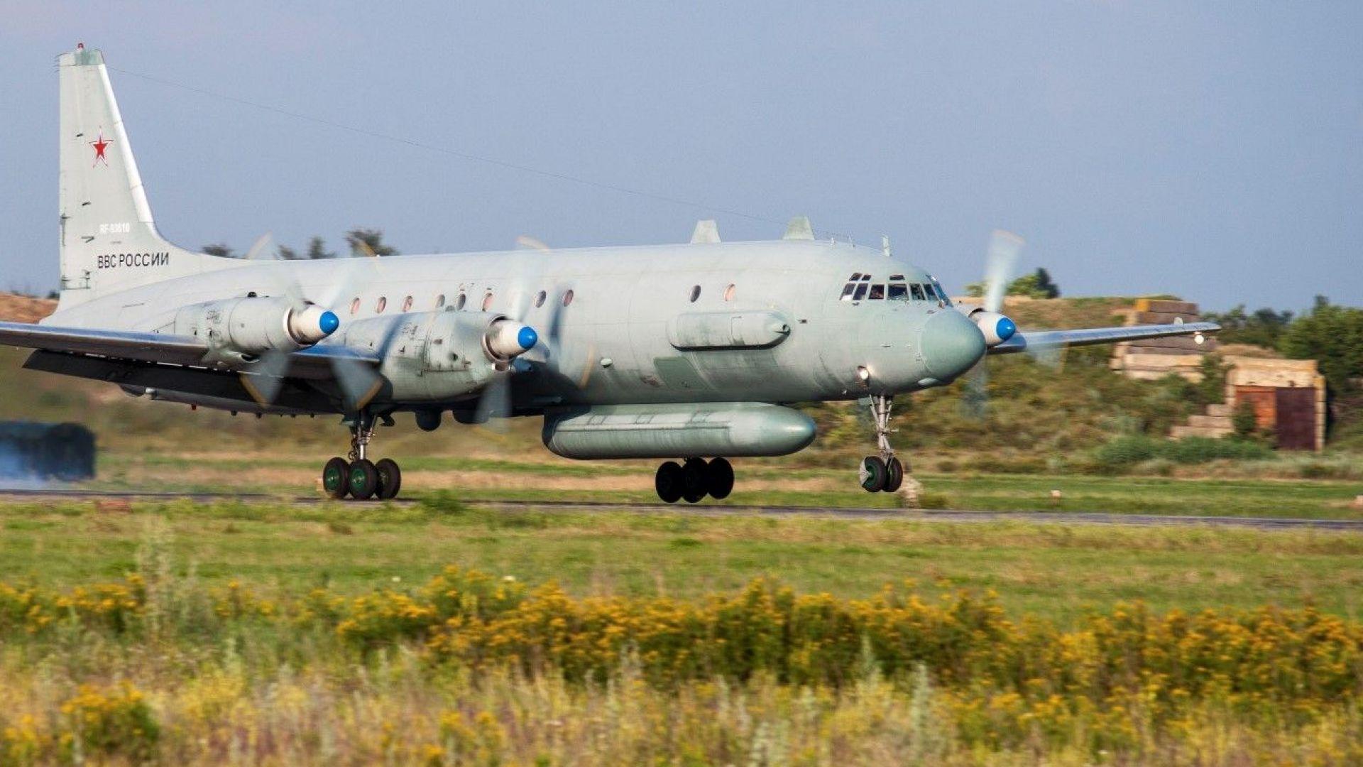 Русия затваря международните води и въздушното пространство близо до Сирия,