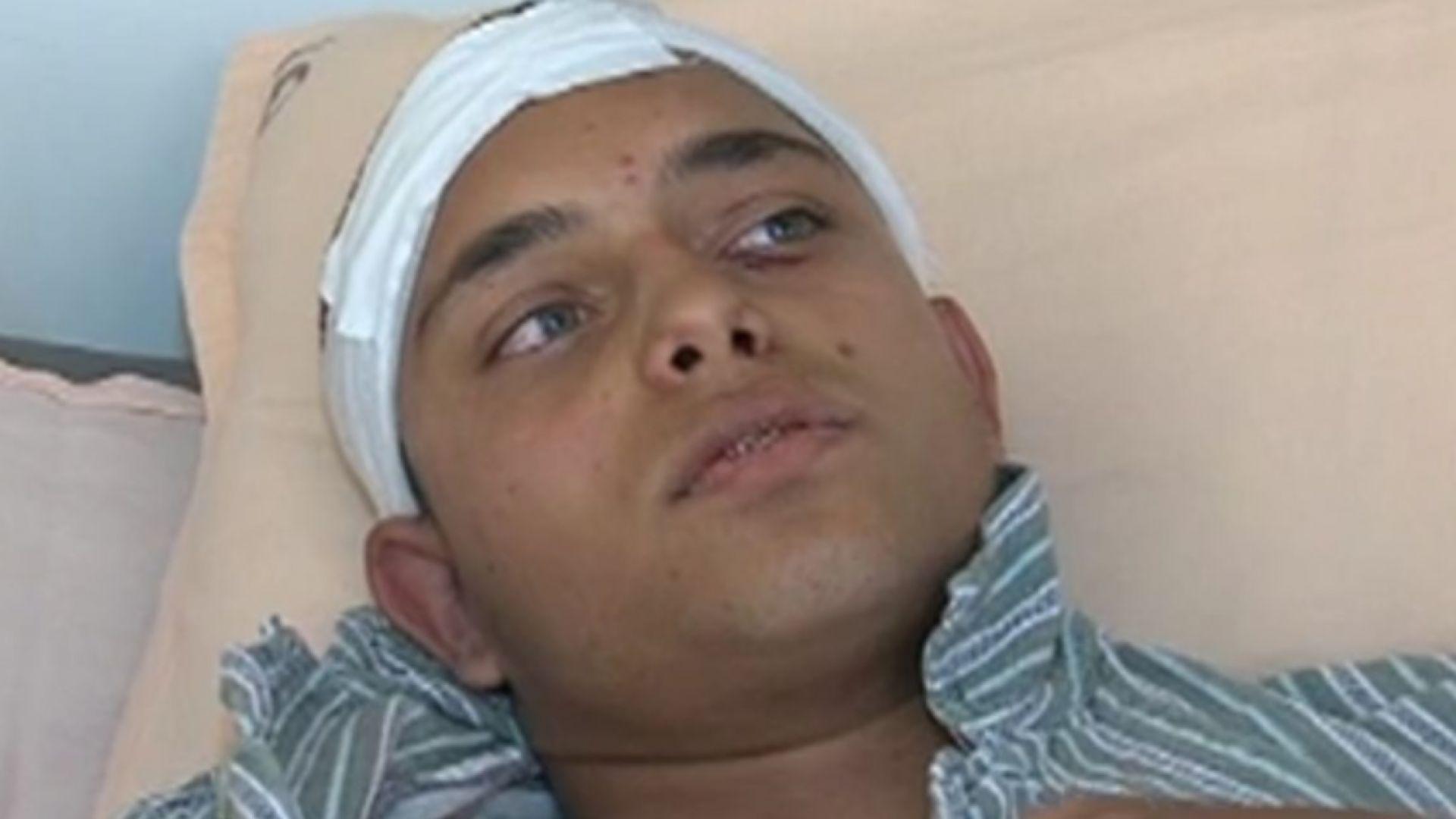 Десетокласник е в болницата в Благоевград, след като опитал да