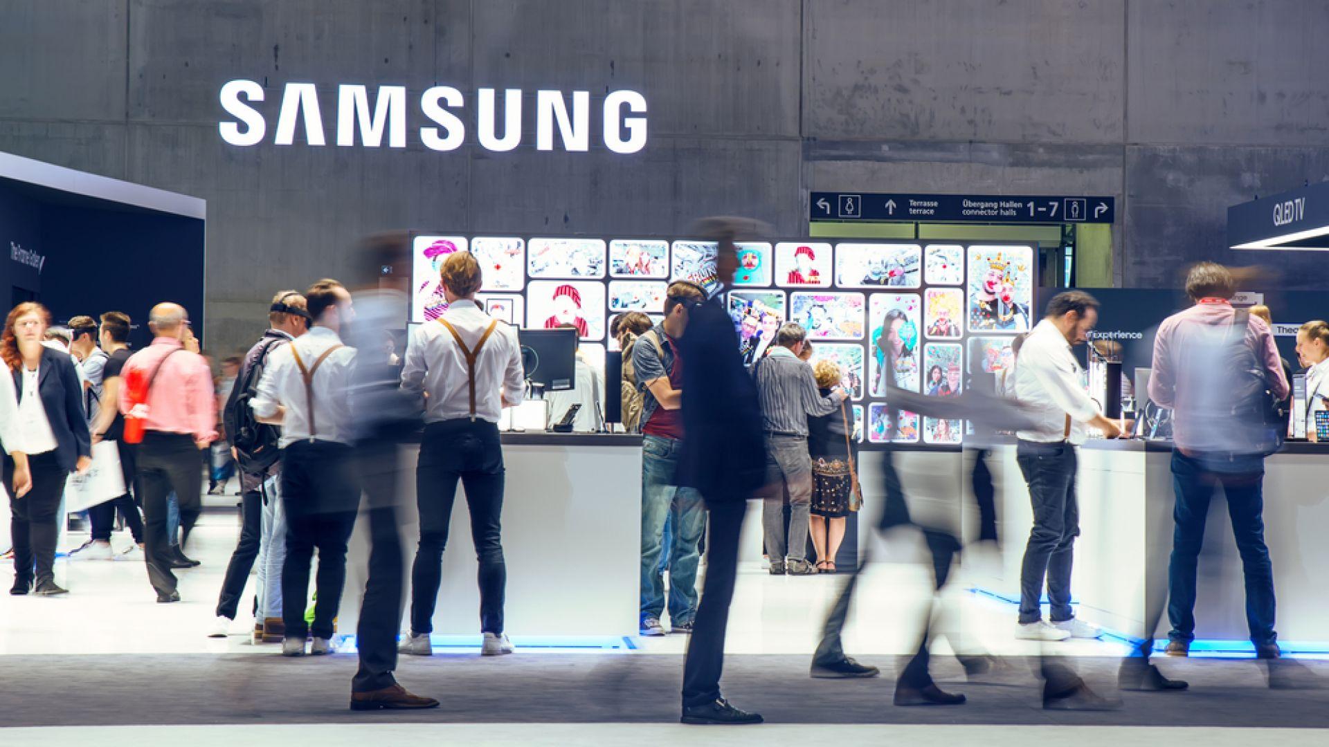 """Samsung прокарва концепция за """"свързан живот"""""""