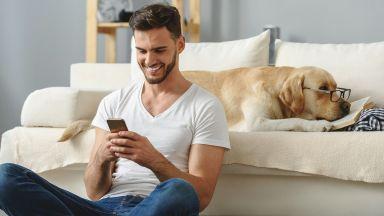Домашните любимци страдат от пристрастяването на хората към смартфоните