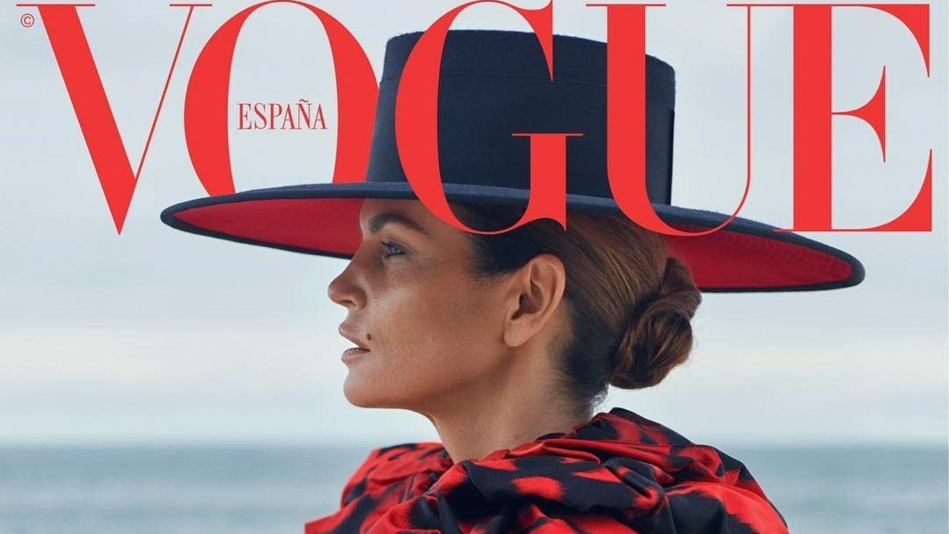 Vogue показа как не се промени Синди Крауфорд за 30 години
