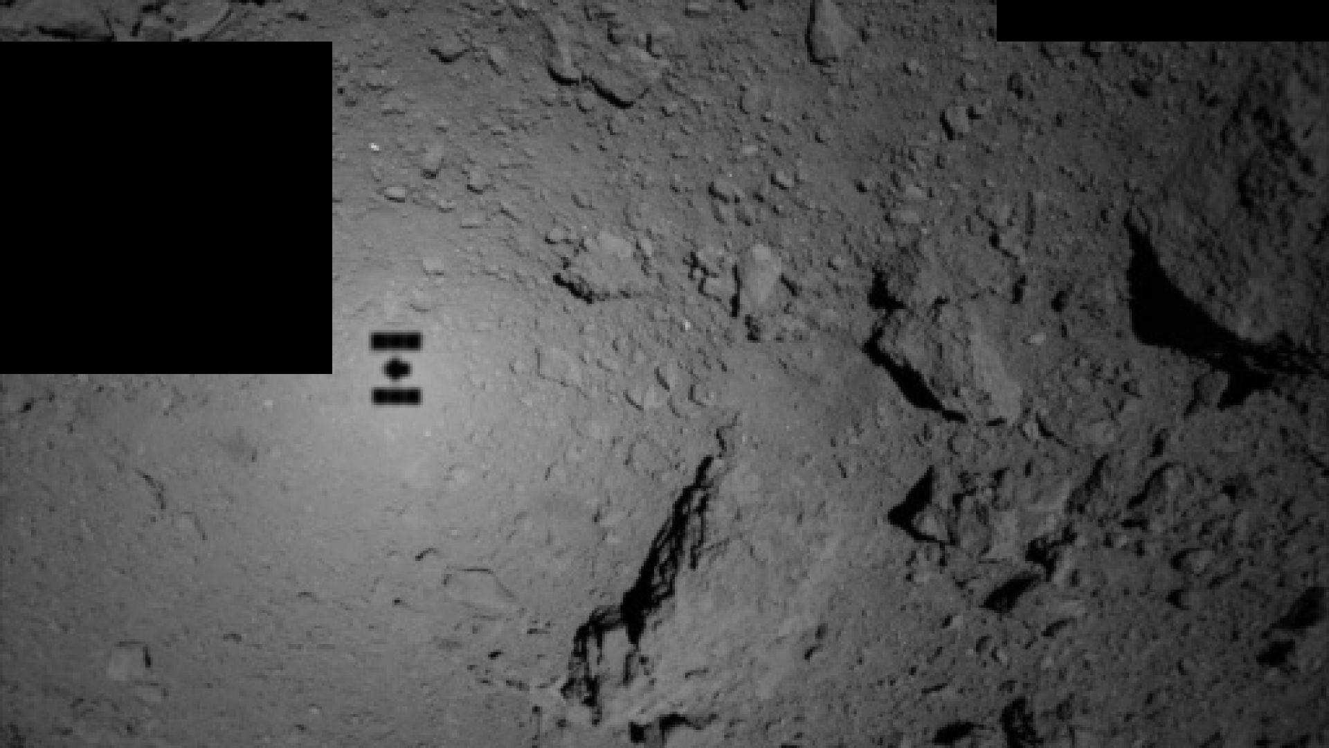 Япония спусна още един робот към астероида Рюгу