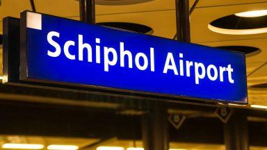 """Летище """"Схипхол"""" отмени над 100 полета заради силен вятър"""