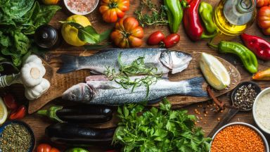 Ползите от средиземноморската диета при напредването на възрастта