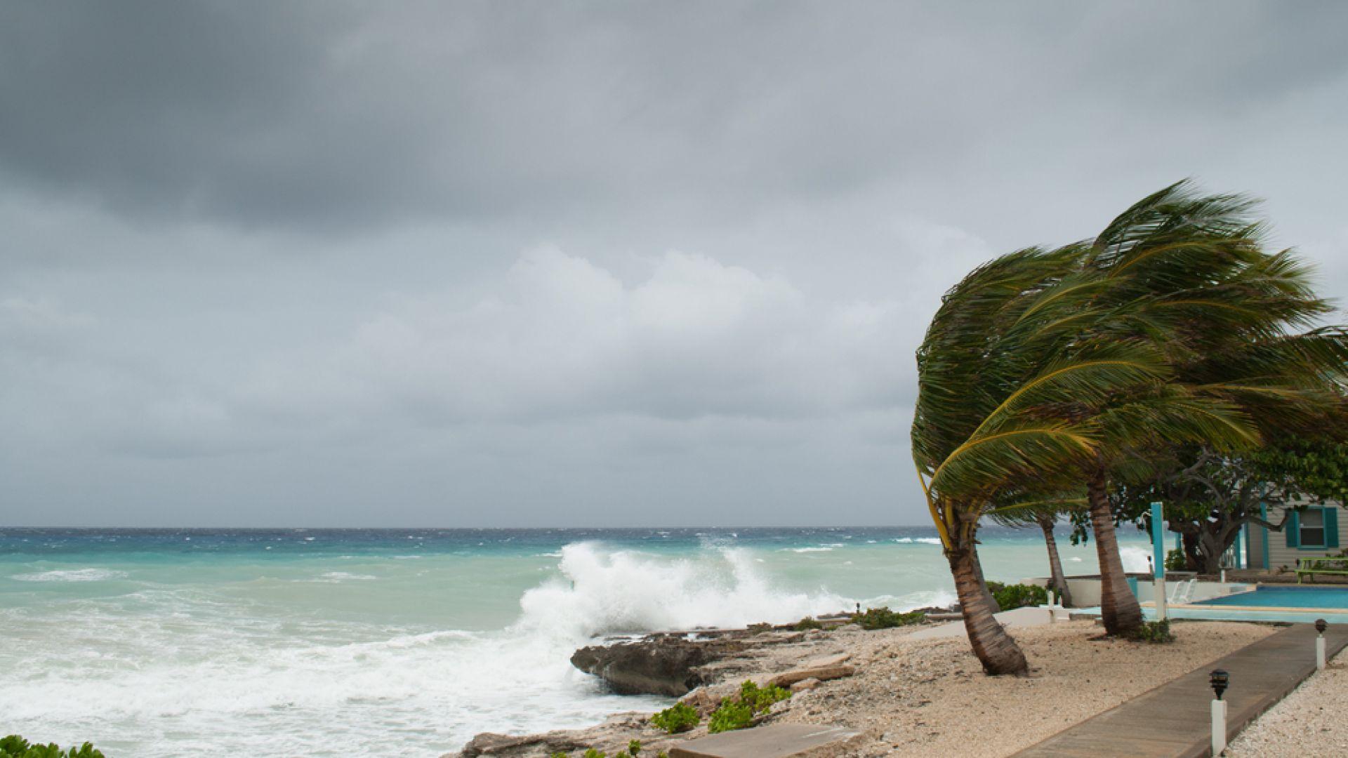 Може ли ураган да достигне и удари Балканите?