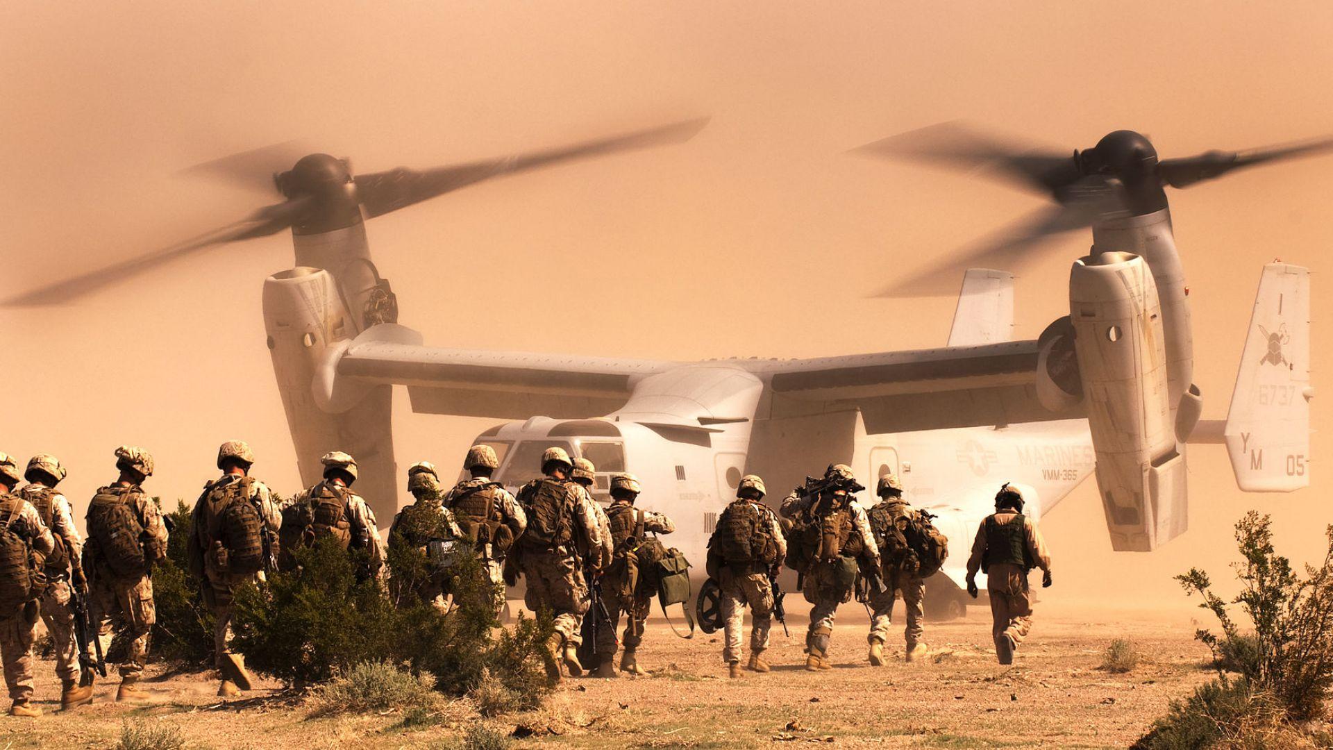 Белият дом увеличава значително армията си