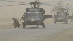 САЩ даряват хеликоптери Black Hawk на албанските ВВС