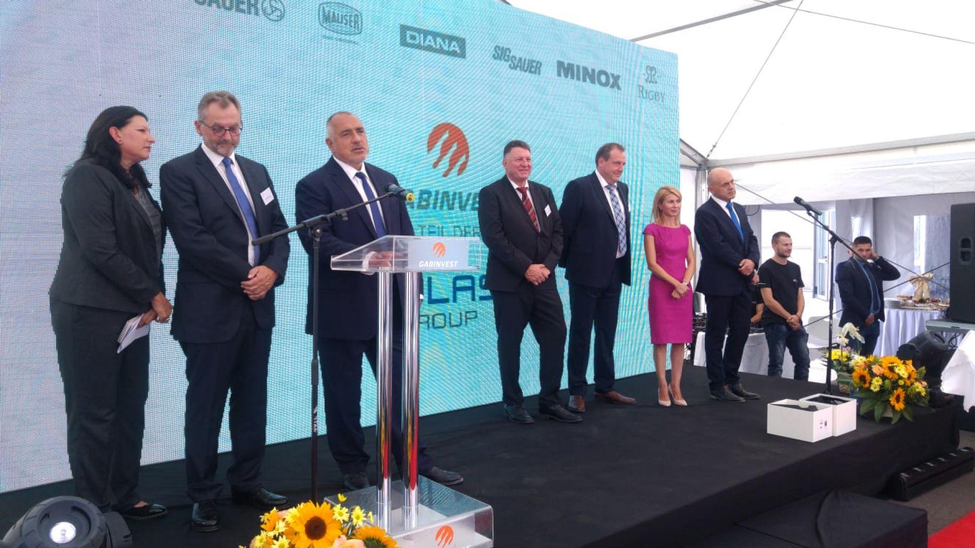 Борисов: С ниските данъци и пътищата привличаче инвеститори