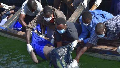 Расте броят на жертвите от потъналия ферибот в Танзания