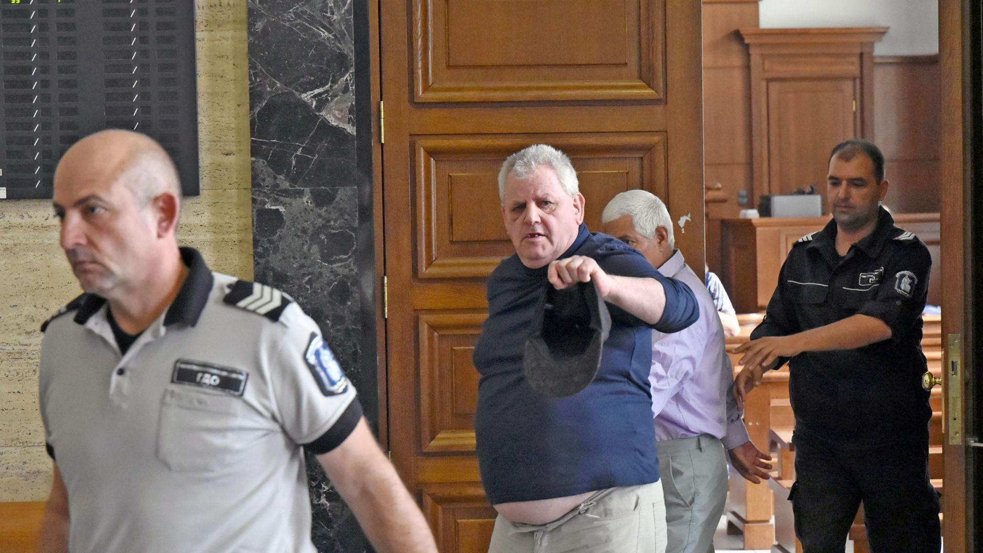 Съдия Димитрина Ангелова от Софийския градски съд отказа да пусне