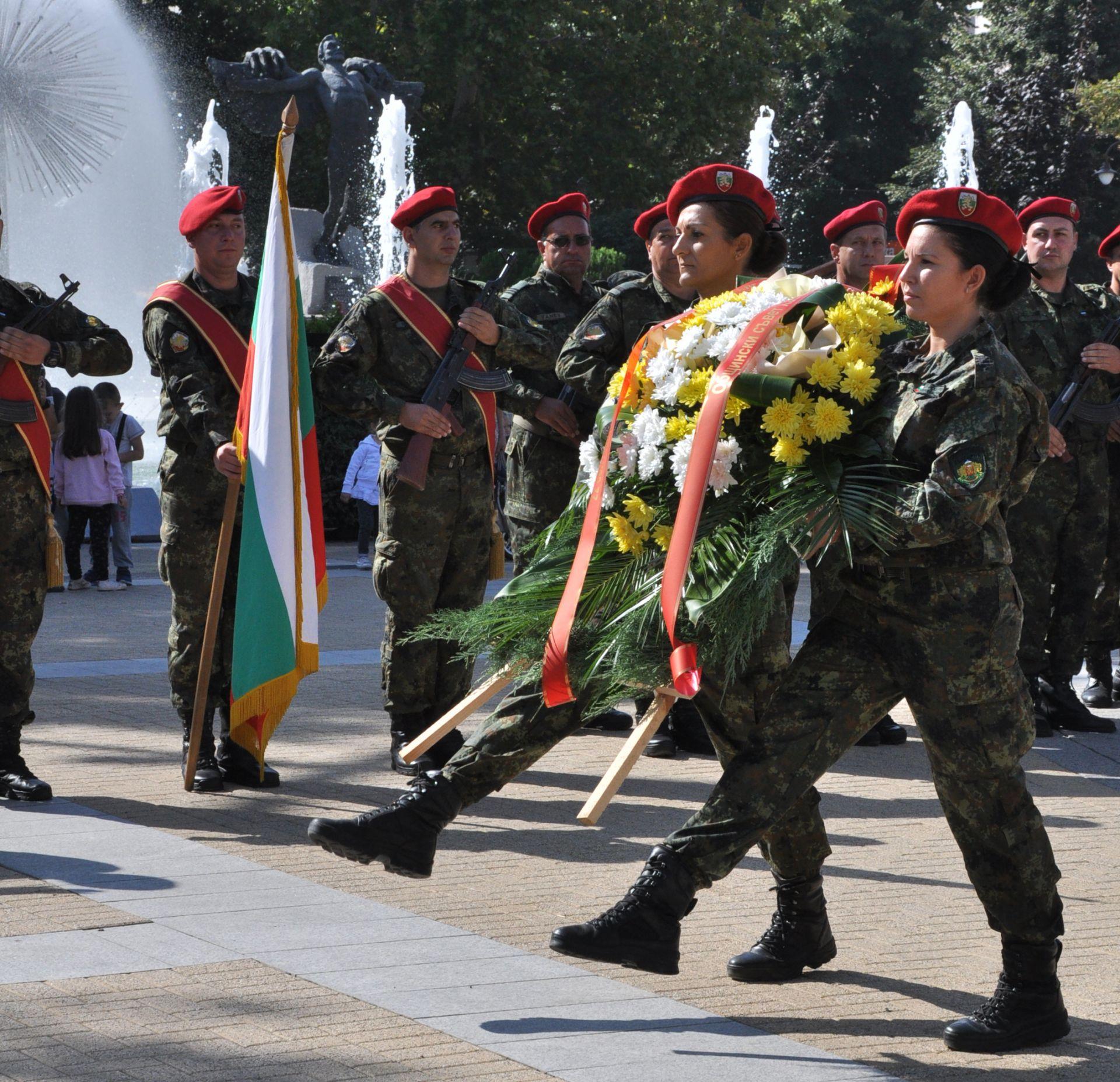 Хасково - Денят на Независимостта