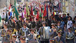 България в Деня за Независимостта 110 г. по-късно (снимки)