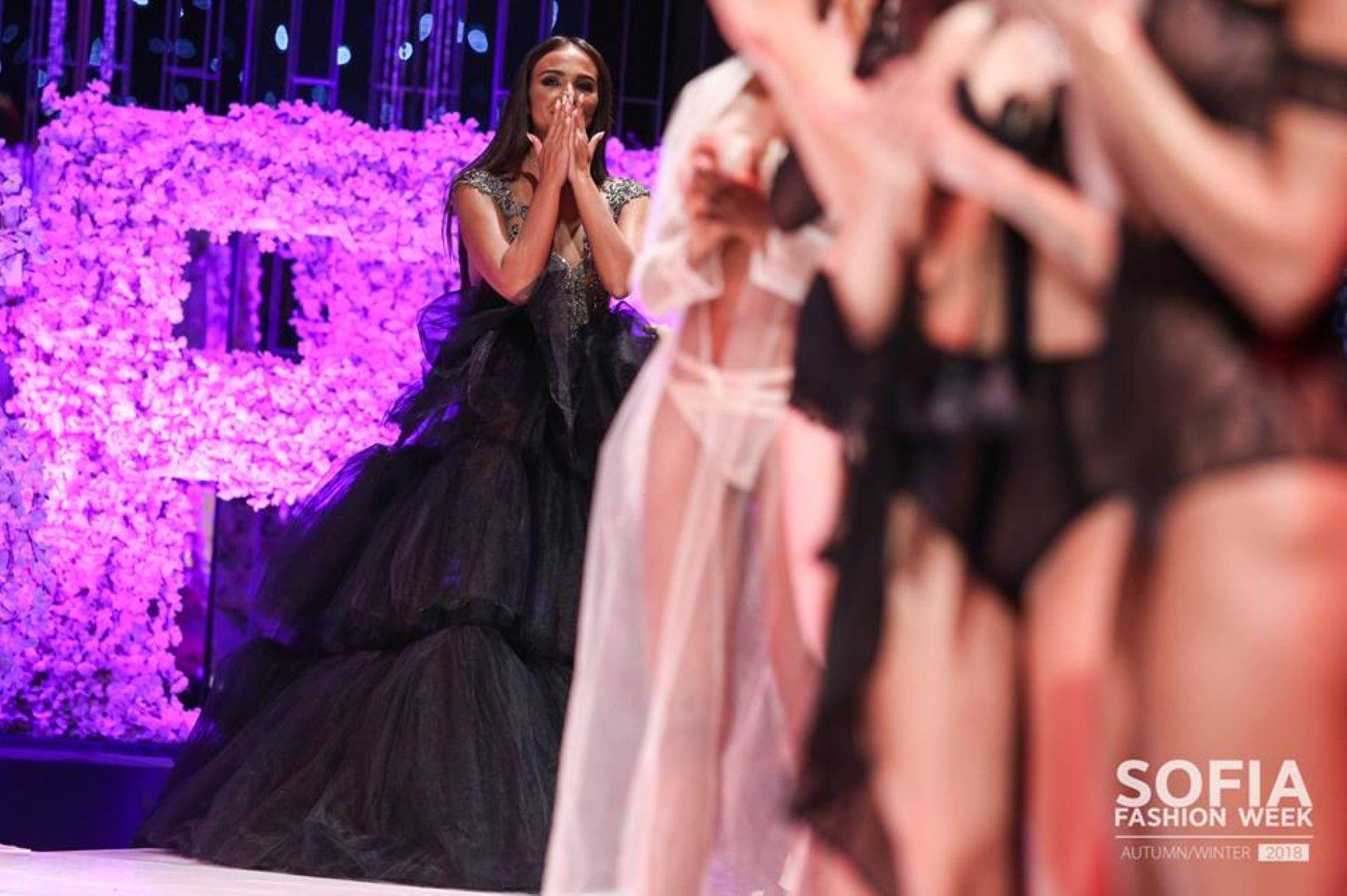 Николета Лозанова на Sofia Fashion Week