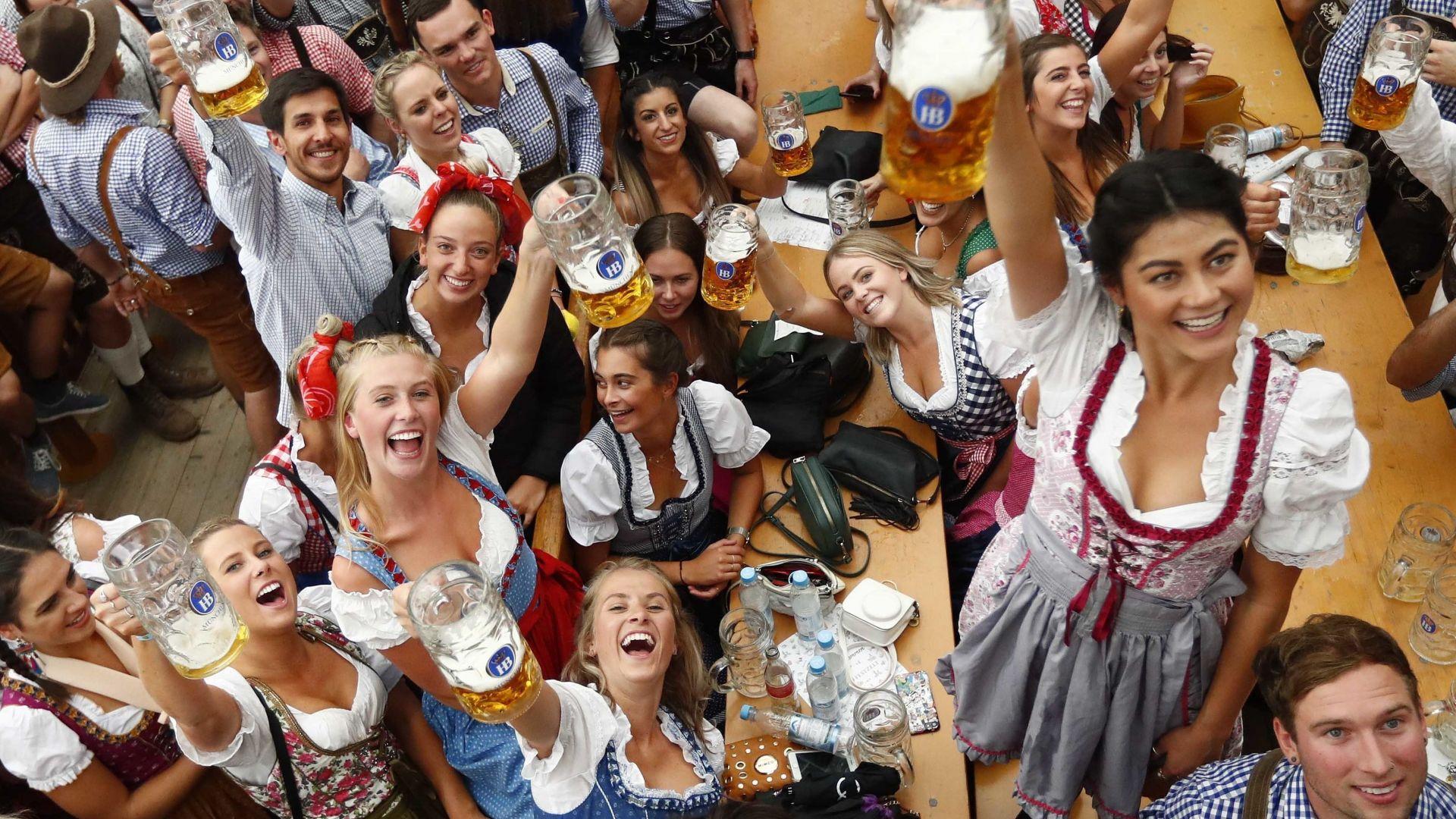 В Мюнхен днес започва 185-ото издание на прочутия бирен фестивал