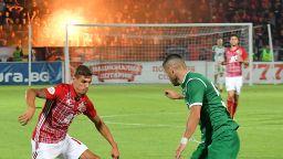 Валери Божинов помогна на ЦСКА за победа над Ботев
