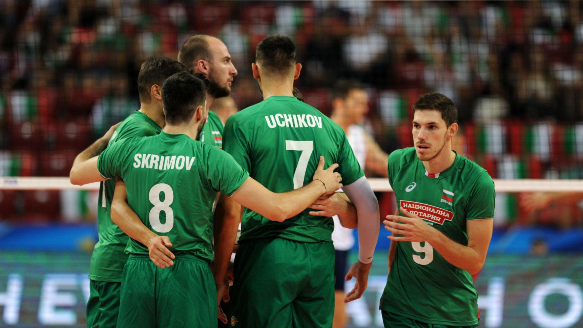 България остана извън осмицата на домакинския Мондиал