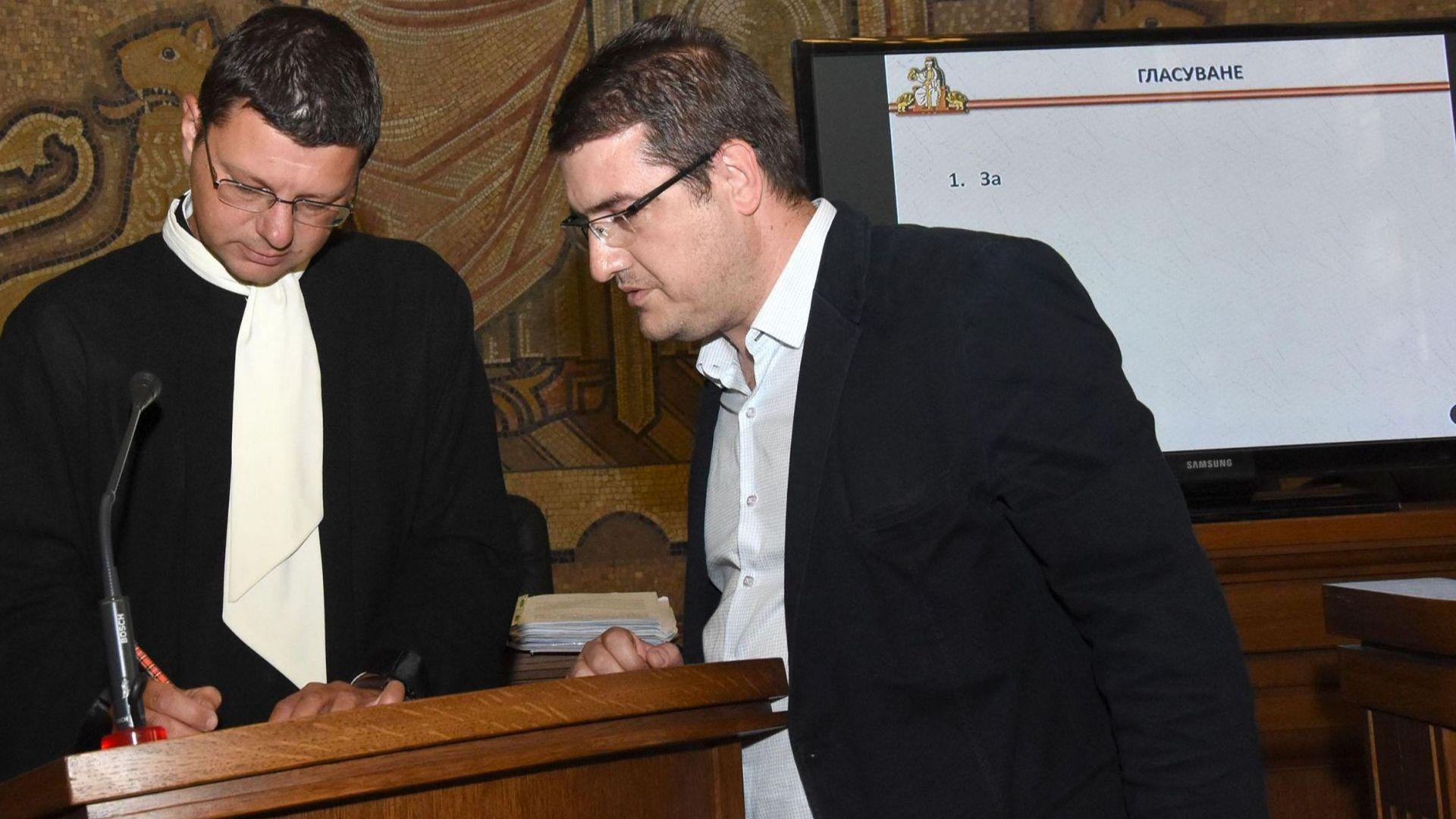 Красимир Влахов е кандидатът на ГЕРБ за конституционен съдия