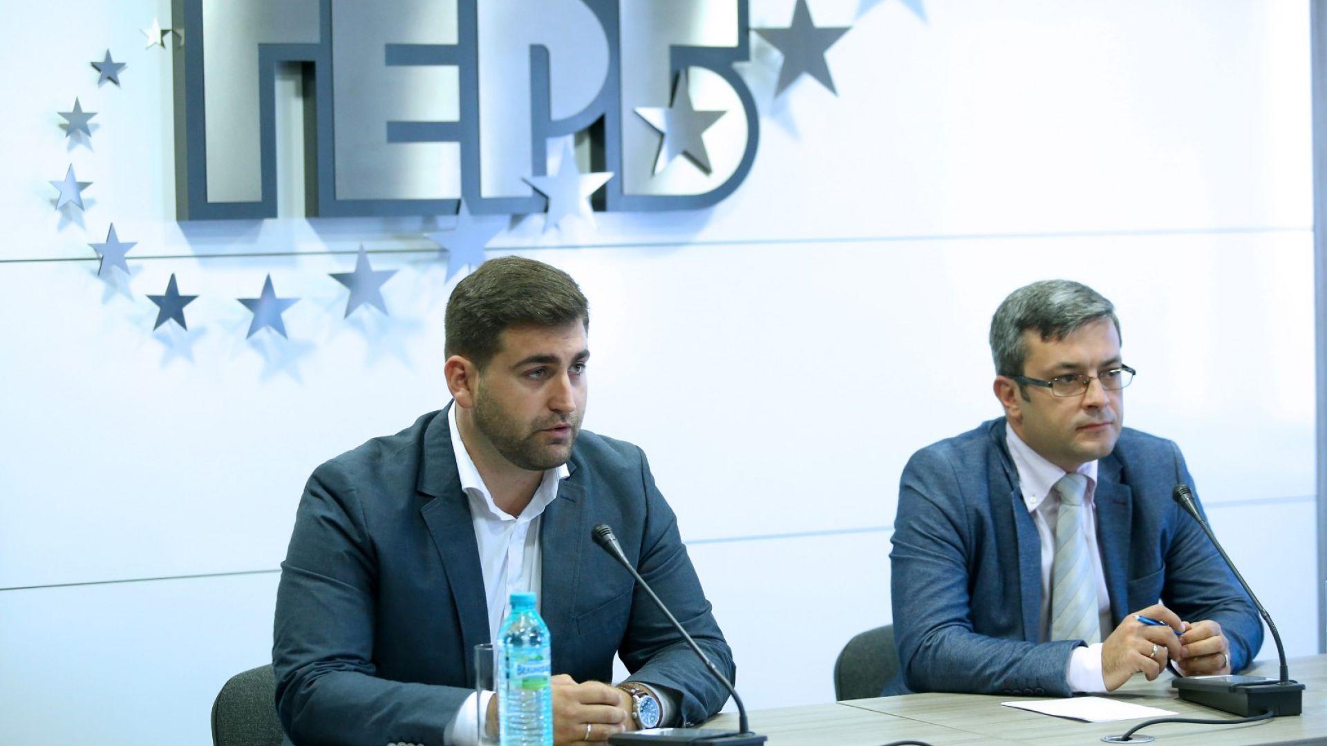 От ГЕРБ смятат, че лидерът на БСП Корнелия Нинова изразява