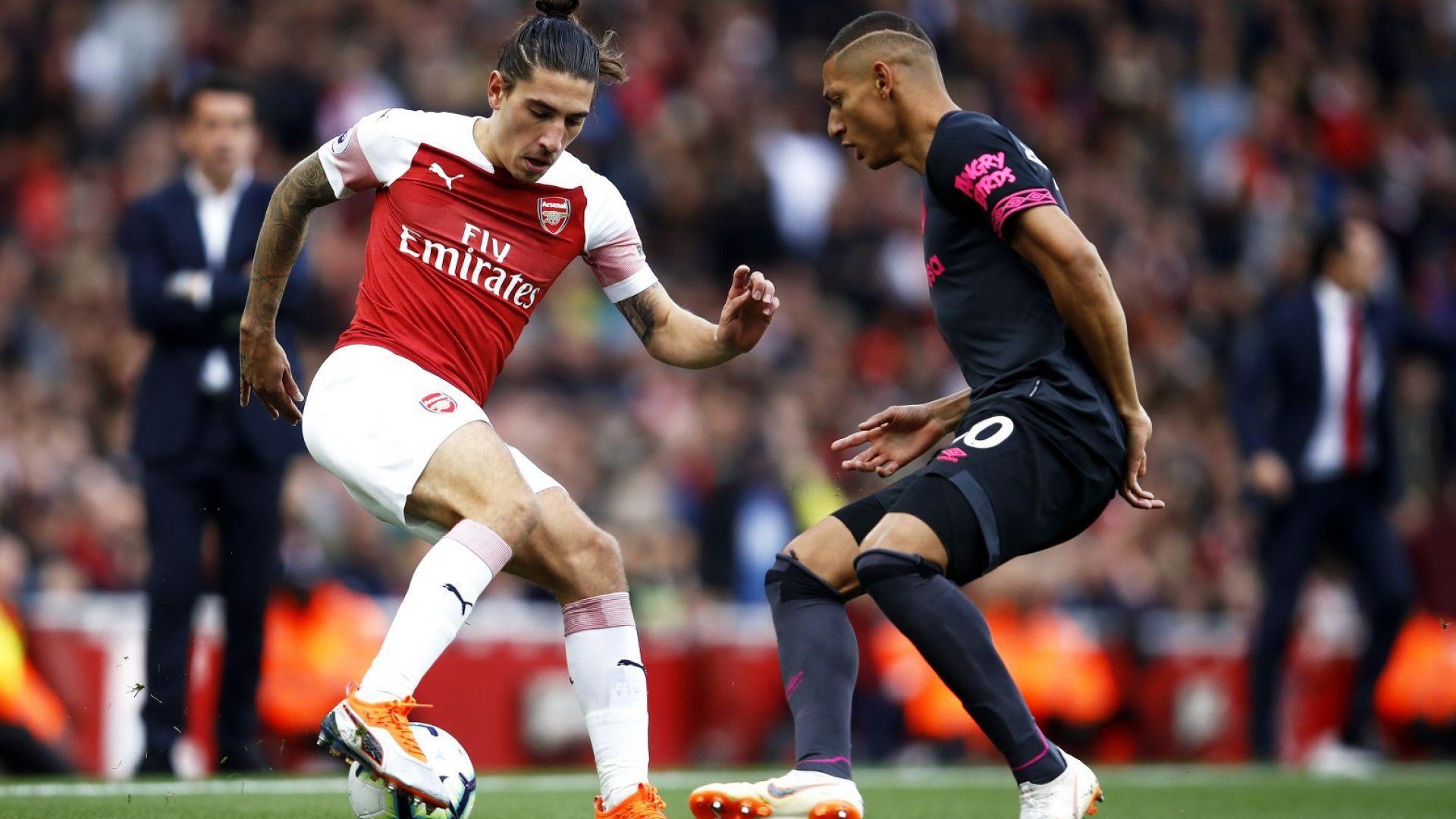 Гол от засада помогна на Арсенал за четвърта поредна победа