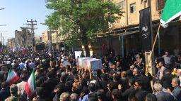 Иран плаши с унищожителен удар САЩ и Израел